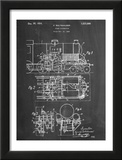Steam Locomotive Patent
