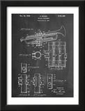 Trumpet Instrument Patent