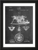 Gas Stove Kitchen Art Patent