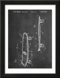 Skateboard Patent 1980