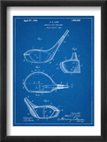 Golf Club Driver Patent