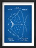 Brassiere Patent 1914 Reproduction encadrée