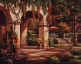 Arch Courtyard II