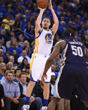 Klay Thompson 11 - Golden State Warriors vs Memphis Grizzlies  April 13  2016
