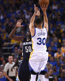Stephen Curry 30 - Golden State Warriors vs Memphis Grizzlies  April 13  2016