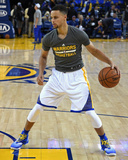 Stephen Curry 30 Warms Up - Golden State Warriors vs Memphis Grizzlies  April 13  2016