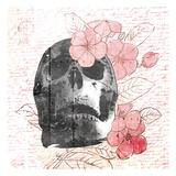 Floral Skull Mate
