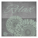 Spa Flower-Relax
