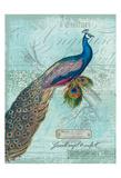 Peacock Nouveau