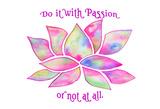 Tie Dye Lotus Passion