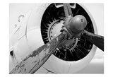 Plane Engine 5 BW