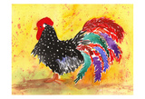 Farm House Rooster I