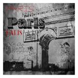 Paris Arc Victorian