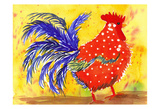 Farm House Rooster III