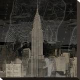 Vintage New York in Black II