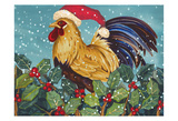 Mr Christmas Rooster