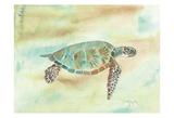 Crystal Tone Sea Turtle