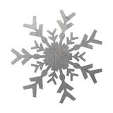 Silver Snowflakes 4
