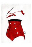 Vintage Swimsuit Three