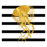 Golden Jelly Fish