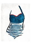 Vintage Swimsuit One