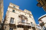 Building in Cadiz in Spain