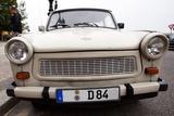 Old Trabant Car  Berlin