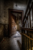 Haunted Interior Hallway