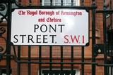 London Pont Street