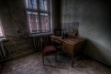 Haunted Interior Room