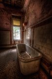 Haunted Interior Bathroom