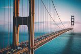 Afternoon Crossing  Golden Gate Bridge - San Francisco