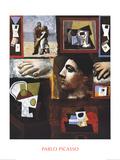Etudes Reproduction pour collectionneurs par Pablo Picasso