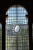 Window of Sain Martin in the Fields Church  London
