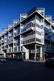 Urban City Scene in Berlin  Germany