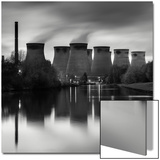 Cooling Tower at Power Station
