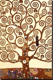 The Tree of Life  Stoclet Frieze  c1909 (detail)