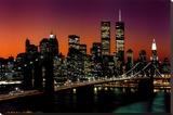 New York  New York - Brooklyn Bridge