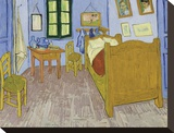 Bedroom at Arles  1889-90