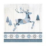 Nordic Geo Lodge Deer III