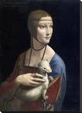 The Lady with an Ermine  ca 1490
