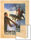 Sports d'Hiver 1929