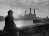 1945-1950  Battersea Power Station Post-War Rebuilding of the Capital