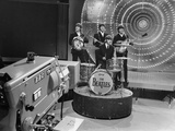 The Beatles in the Set of Top of the Pops  1967