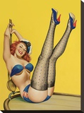 Mid-Century Pin-Ups - Flirt Magazine - Sailor Girl