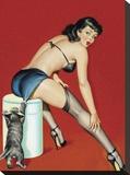 Mid-Century Pin-Ups - Flirt Magazine - Playful Pussy