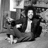 Jimmy Hendrix  1965