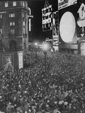 New Year Celebrations  1960