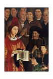 Adoration of St Vincent