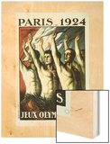 Olympics 1924 (Jeux Olympiques)